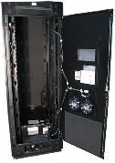 Liebert Mini Computer Room Air Conditioned Computer Server Rack Enclosure, FGI-HD788CC00K, FGI-HD788CCC0K, HD788CC00KDIST, Dell, A0642936, A0651249, A0925371
